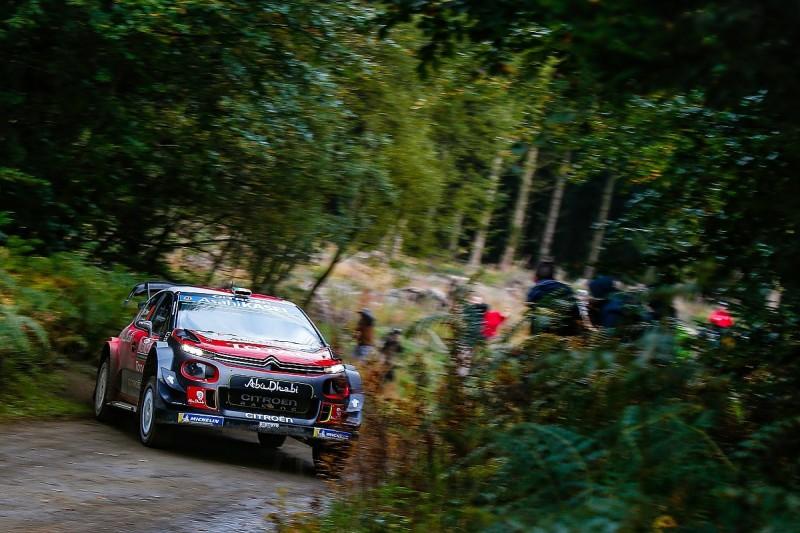 Worsening tree disease threatening Rally GB's WRC route plans