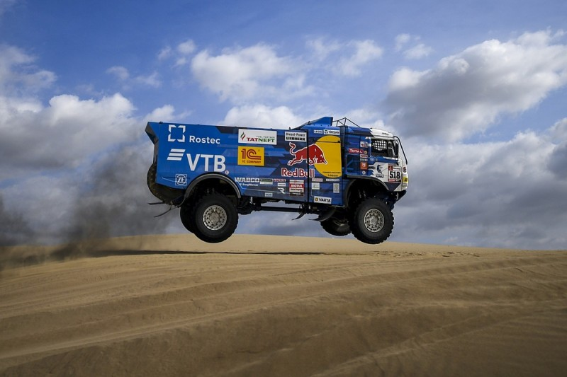 The Dakar Rally is set to swap South America for Saudi Arabia