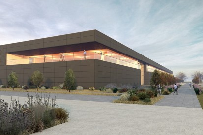 Racing Point unveils plans for £25m F1 factory at Silverstone site