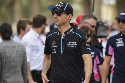 Robert Kubica feels like a 'passenger' in Williams Formula 1 car