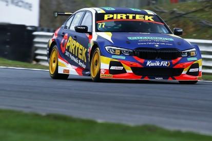 Andrew Jordan dominates second BTCC Brands Hatch race