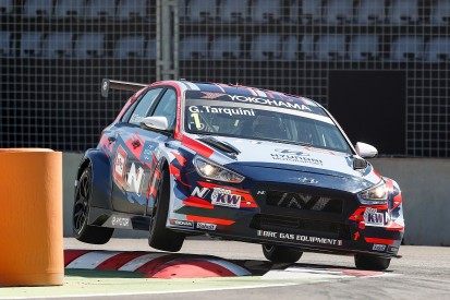 WTCR Marrakech: Gabriele Tarquini wins after Nicky Catsburg crashes