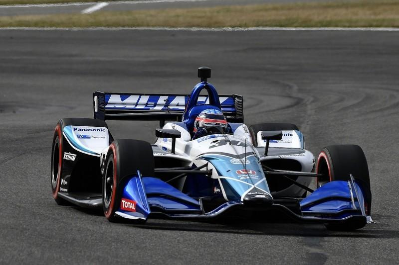 Takuma Sato dominates Barber IndyCar race for first 2019 win