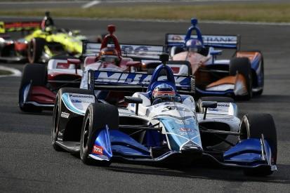 Takuma Sato: Late Barber IndyCar mistake caused 'heart attack'