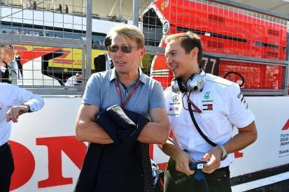 Double F1 champion Hakkinen to return to racing at Suzuka 10 Hours