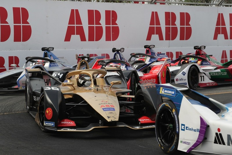 Lotterer: FE should consider fragile front end to promote clean racing