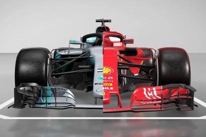The tech differences that defined F1's Ferrari-Mercedes title battle