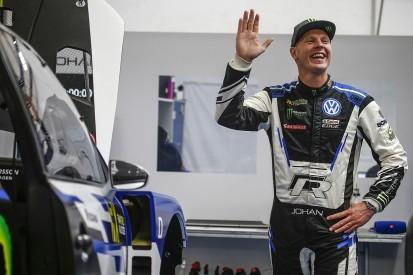 Johan Kristoffersson expects to miss 2019 World Rallycross season