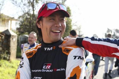 Toyota reveals 2019 programme for WRC protege Takamoto Katsuta