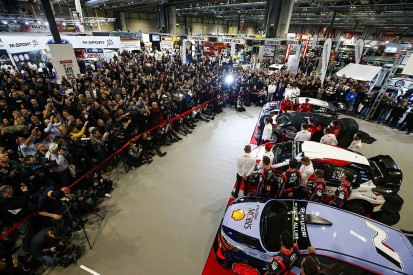 WRC teams to reveal new 2019 liveries at Autosport International