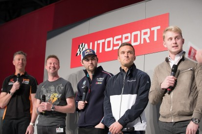 British Touring Car Championship stars for Autosport International