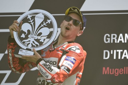 Lorenzo was 'king of the world' after Ducati MotoGP breakthrough