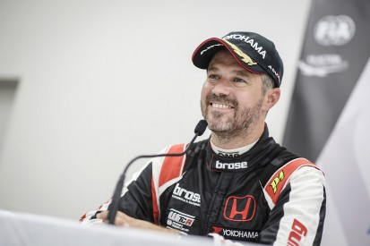 Tiago Monteiro doubted his racing comeback would ever happen