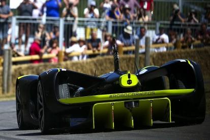 Roborace keen to hold demonstration at Formula 1 grands prix