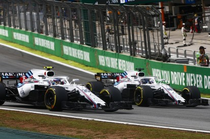 Claire Williams: Tripling budget wouldn't have fixed '18 car