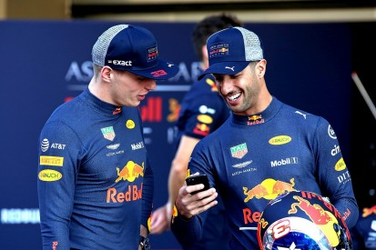 Ricciardo stopped caring about stats vs team-mate Verstappen