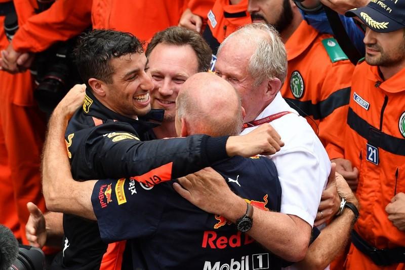 Red Bull F1 boss Horner says team did everything to keep Ricciardo