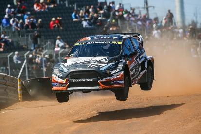 STARD World Rallycross team developing new Supercar, keeps Baumanis
