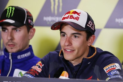 Marquez: Trying to stop Lorenzo joining Honda 'sign of weakness'