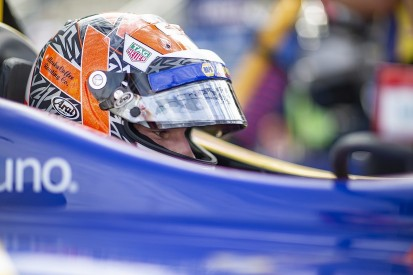 Alexander Rossi used a Michael Phelps method to help IndyCar form