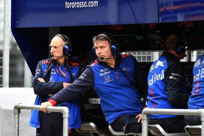 Key won't be replaced as Toro Rosso F1 technical director for 2019