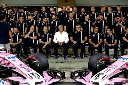 Lawrence Stroll wants Racing Point to be 'one of the greatest' in F1