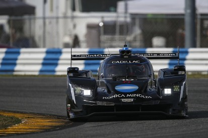 Daytona 24 Hours testing: Van der Zande fastest in Alonso's car