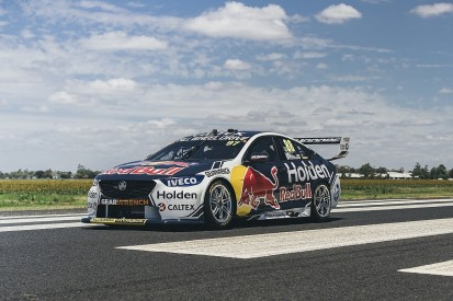 Triple Eight reveal new livery, signs Lowndes for endurance rounds