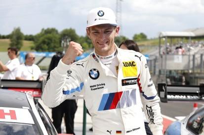 Wittmann secures maiden FE run in post-race Marrakech rookie test