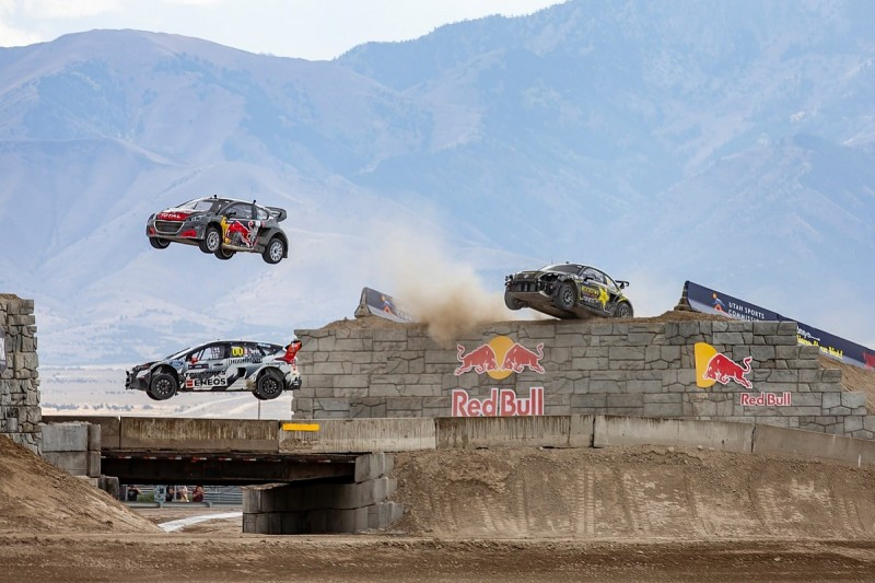 The alternative rallycross concept hoping to thrive