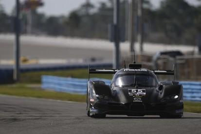 Daytona 24 Hours testing: Joest Mazdas lead final day of 'Roar'