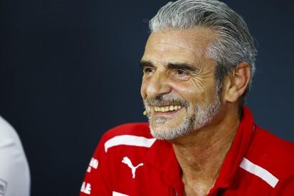 Ferrari to replace F1 team boss Maurizio Arrivabene with Binotto