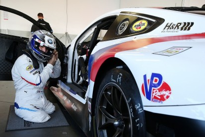 Alex Zanardi determined to match BMW Daytona 24 Hours team-mates