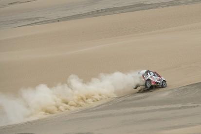 Dakar Rally 2019: Toyota's Nasser Al-Attiyah takes early lead