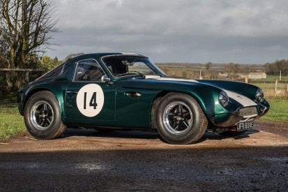 Classic and racing cars under auction at Autosport International 2019