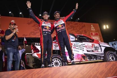 Carlos Sainz: Nasser Al-Attiyah is 'clear favourite' for 2019 Dakar