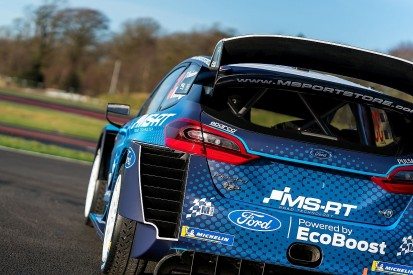 M-Sport Ford team unveils 2019 World Rally Championship livery