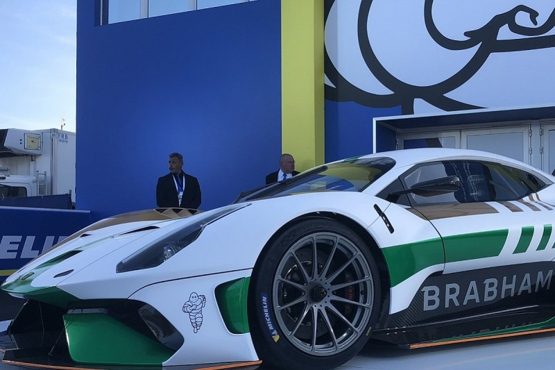 Brabham plans to race track day car in '19 ahead of future WEC effort
