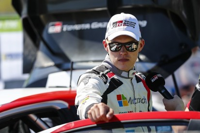 Ott Tanak now prepared for title after 'rookie' year with Toyota