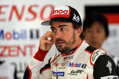 Toyota has plan if ex-F1 driver Alonso wants Dakar Rally attempt
