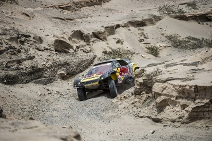 Sebastien Loeb's co-driver slams Dakar Rally roadbook 'stupidity'