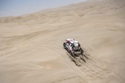 Dakar Rally 2019: Sebastien Loeb fastest as Nasser Al-Attiyah leads