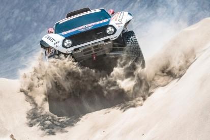 Peterhansel: Dakar hopes slipping away after another stupid mistake