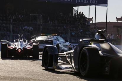 Marrakech Formula E: Frijns regrets not attacking d'Ambrosio for win