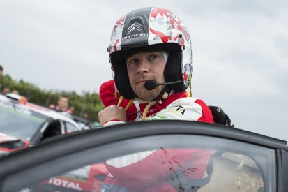 Mads Ostberg will drive a Citroen C3 in WRC 2 Pro championship