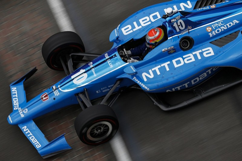 Communications firm NTT to become IndyCar's title sponsor from 2019