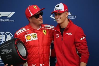 Mick Schumacher close to Ferrari F1 junior deal for 2019