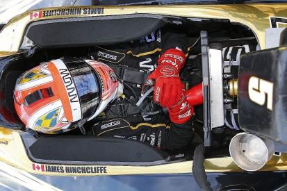 Sebring IndyCar test: Hinchcliffe leads, Ericsson/Rosenqvist get miles