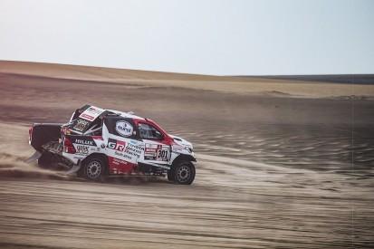 Nasser Al-Attiyah closes on first Toyota win in 2019 Dakar Rally
