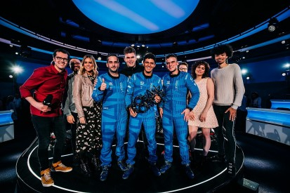 F4 driver Fraga wins McLaren's Shadow Project Esports competition